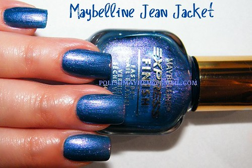 Maybelline Jean Jacket