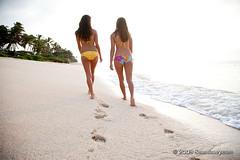 Us Girls bikini wear, Pupukea 2009 (Sean Davey Photography) Tags: color horizontal seandavey finephotographyart photographersfineart bikinigirlsswimsuitfashionsurffunsurffriendsbeachphotographtropicalpicturestropicalphotostropicalphotographshappysurfbeachsceneryphotographybeachhawaiiangirlsbeachgirlshawaiianbeachgirlsusgirlsbrightcolourfulbeachfunfun