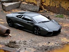 Lamborghini Reventón (Justin's Diecasts) Tags: light painting hp flat kodak gray millenium raptor stealth 650 f22 carbon fiber lamborghini matte 118 v12 diecast autoart reventon p850 65l
