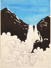 """Bubble Bubble"" 2009 Chobbs (charleswesleyhobbs) Tags: art watercolor charles hobbs"