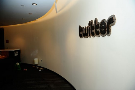 The new Twiiter's headquarter in SF