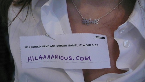 If I could have any domain name, it would be...