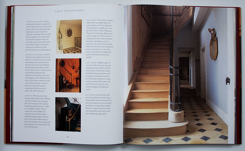 Frédéric Méchiche / pg 58-59 of Rooms To Remember / Barbara Stoeltie and René Stoeltie