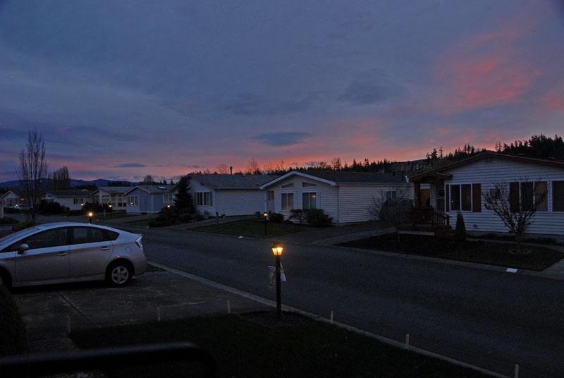Sunrise 25 Nov 02
