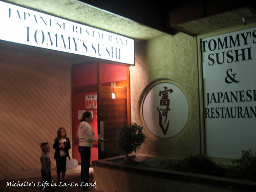Tommy's Sushi