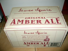 Swapped; one scruffy CBX750 RC17 for a slab of James Squire Amber Ale