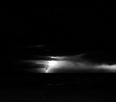 __l_______ (clint) Tags: storm tormenta lightning rayo zurriola relampago