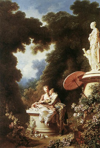 Fragonard-Confession of Love