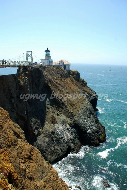 Point Bonita Light House