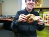Mobius Bagel (johndbritton) Tags: geek math bagel mobius