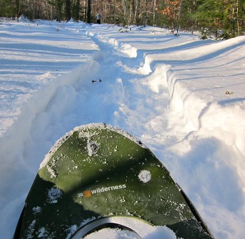 snowshoe tubbs