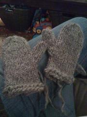 Littlemans mittens