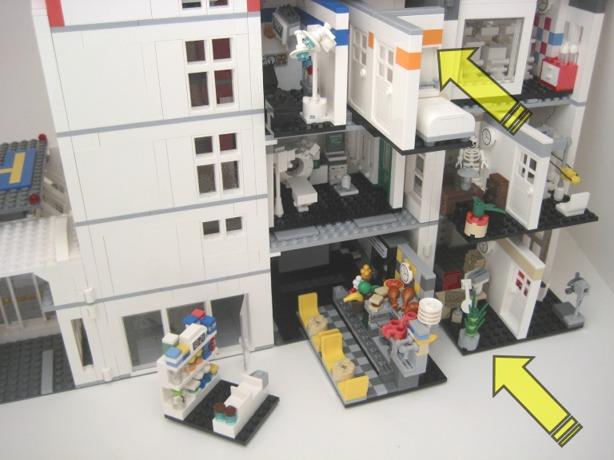 Moc 2010 Lego City Hospital Cc Style Page 2 Lego Town
