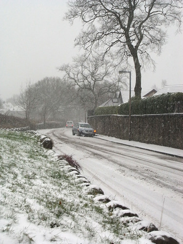 Snowy Ride Dec 09