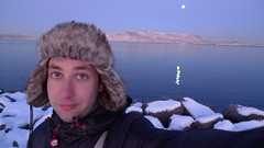 P1010923 (The Globetrotting photographer) Tags: island iceland reykjavk islande izland islanda polarnight islanti   icelandvolcano polarnights    ilanda  reykjavikinwinter icelandinwinter       freezingreykjavik