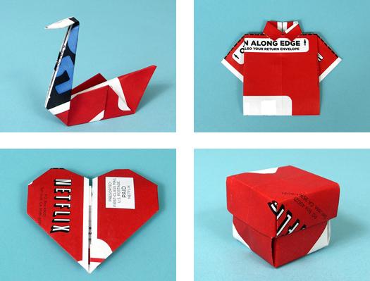 Netflix Origami