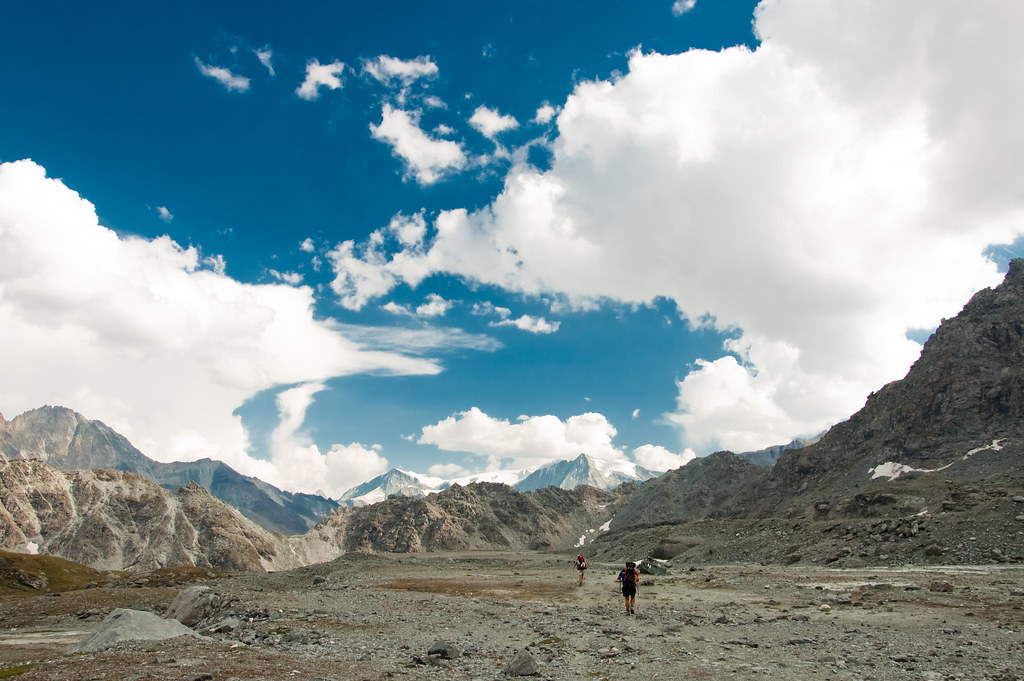The vastness of wilderness
