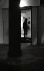 Fortitude Valley (Geoff A Roberts) Tags: street leica light shadow bw white black film silhouette night 35mm dark photography 50mm photo nikon photographer scanner geoff low ss streetphotography australia rangefinder stroke brisbane m summicron valley single qld queensland roberts 135 5000 m3 agfa rodinal coolscan 250 2010 fortitude tabbed streetphotographer 2050 leitz fomapan r09 5000ed geoffroberts 100candid