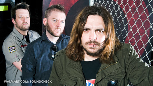 Seether at Walmart Soundcheck | Flickr - Photo Sharing!