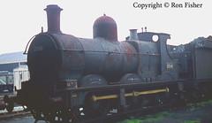 R0518  2516 Swindon (Ron Fisher) Tags: uksteam westernregion 2516 swindonworks deangoods