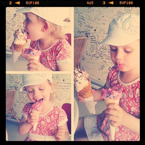 Ice cream for one