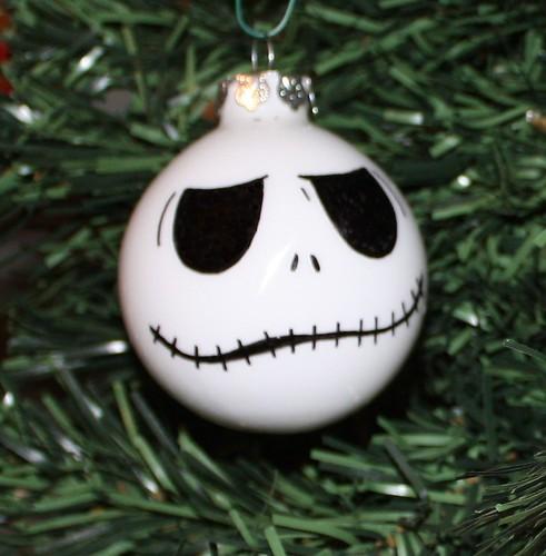 Jack Skellington Christmas Ornament: Morganised Chaos: June 2011