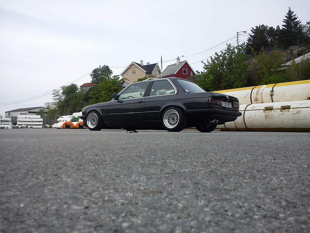 Norwegian Bmw E30 325 Bbs Rs
