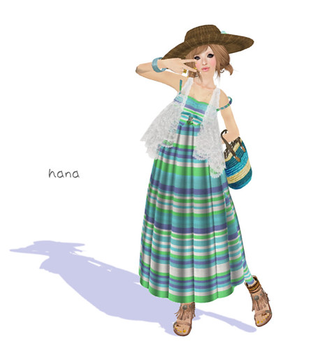 *salire Maxi dress 01(Move for F of Japan)