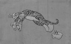 torino orbassano #3 (train_spotting) Tags: logo tigre trenitalia torinoorbassano e633204 fasciomerci