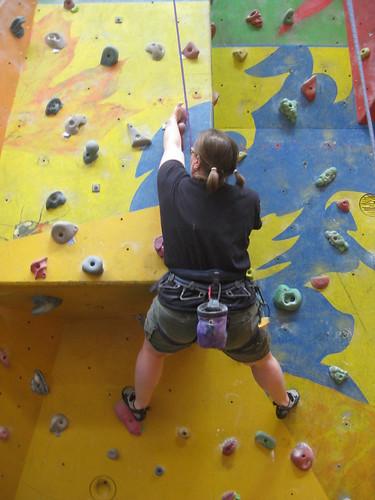 2011 06 13 University College Dublin climbing wall & campus 054