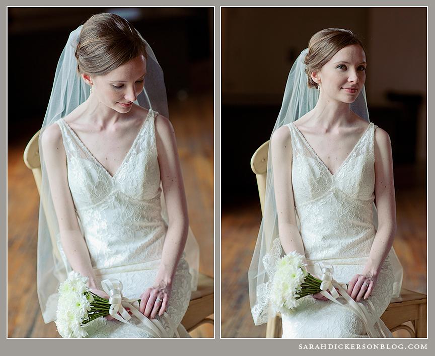 Kansas City bridal portrait session