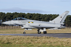 Royal Air Force, Typhoon FGR4, ZJ919.