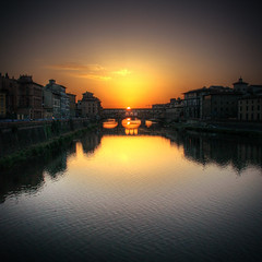 IMG_3828 (fswerk) Tags: city italien sky italy color colour colors river landscape florence italia skies colours himmel ponte stadt firenze fluss landschaft farbe farben florenz vecchio