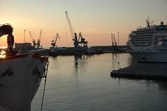croatian ferry july 2009 094 (milolovitch69) Tags: sunset sea ferry dawn croatia adriatic ancona july2009