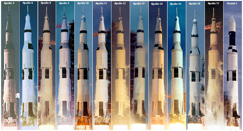 APOLLO / SATURN V