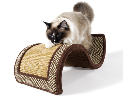 Petlinks Curvy Two-Surface Scratcher