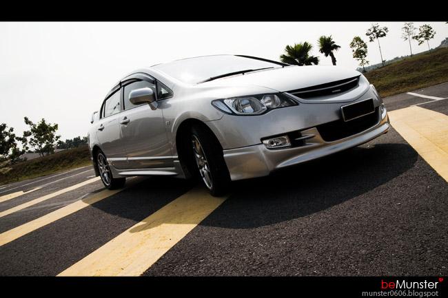 Honda Civic Mugen 9