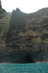 DSC_0255 (mjmermis) Tags: hawaii kauai cave napalicoast