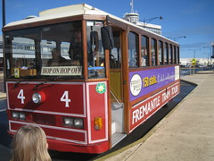 Our tram