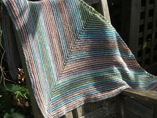 Silk Kerchief II