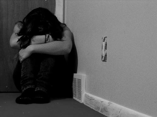 Fată frustrată