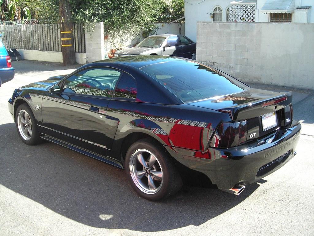Mustang Terminator Spoiler
