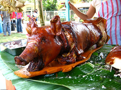 Lechon Baboy (Roasted Pig)