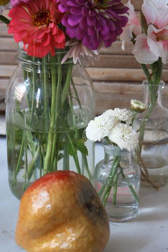flower & peach