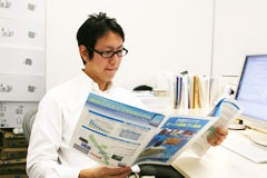 株式会社モールキット 代表取締役 藤原さん