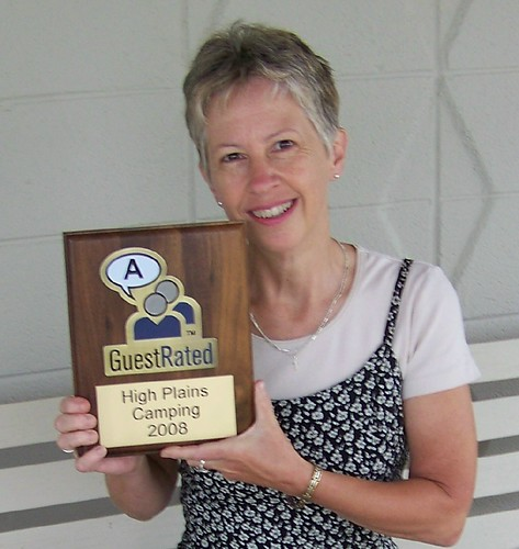 High Plains Camping GuestRated A Award