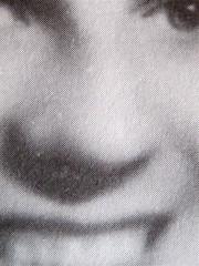 Gabriella Romano, Il mio nome è Lucy. L'Italia del XX secolo nei ricordi di una transessuale, Donzelli 2009: Tav. n. 1 fuori testo: ritratto fotograf. b/n di Lucy (part.), 4