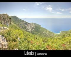 Lubenice 1 (Lovro67) Tags: sea panorama beach bronze landscape iron croatia age hdr adriatic adriaticsea losinj lubenice photomatix 2485 d700 atomicaward damnihavetogothere