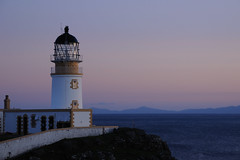 Neist Point lighthouse in the gloaming, Isle of Skye, Scotland (iancowe) Tags: summer lighthouse david alan point evening scotland scottish stevenson minch soe gloaming neist supershot platinumphoto
