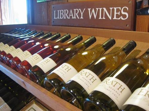 Erath - Library Wines